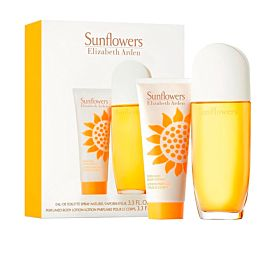 Elizabeth Arden Sunflowers Estuche 100 ml Vaporizador + Body Lotion 100 ml