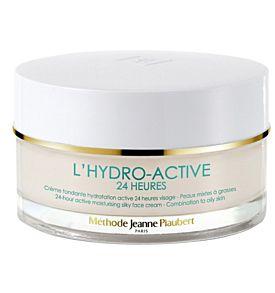 Jeanne Piaubert L'Hydro-Active Crème  Peaux Mixtes à Grasses 50 ml
