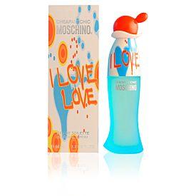 Moschino  Cheap and Chic I Love Love Eau de Toilette  100 ml Vaporizador