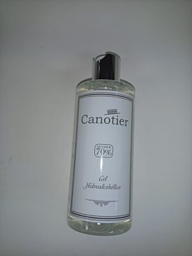 Canotier Gel Hidroalcohólico 70% 300ml