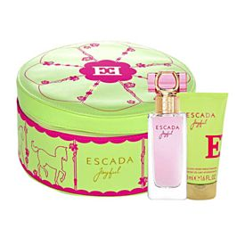 Escada Joyful Woman Estuche EDP 50ml Vaporizador + Lotion 50ml