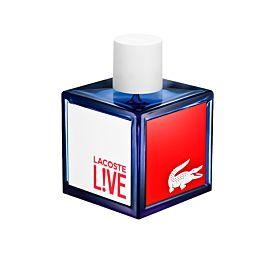 Lacoste Live Homme Eau de Toilette 100 ml Vaporizador
