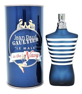 "Jean Paul Gaultier Le Male ""In The Navy"" 125 ml Vaporizador"