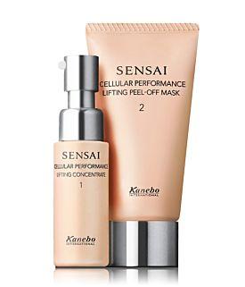 Sensai Cellular Performance Lifting Mask Peel Off 20 ml + 50 ml