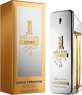 Paco Rabanne 1 Million Lucky Eau de Toilette 100 ml Vaporizador