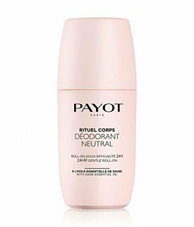 Payot Rituel Corps Desodorante Neutral Roll-on 75ml