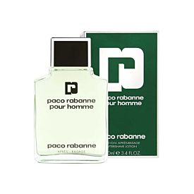 Paco Rabanne Pour Homme After Shave Loción 100 ml