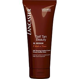 Lancaster Self Tan Cream Face &Body 02 Medium 125ml