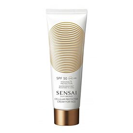 Sensai Sun Protective Cream for Face SPF50 50 ml