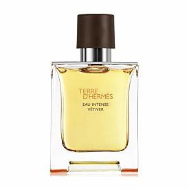 Hermès Terre D'Hermès Eau Intense Vetiver  100 ml Vaporizador