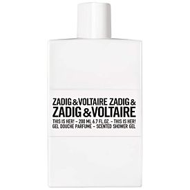Zadig & Voltaire This is Her! Gel de ducha  200 ml